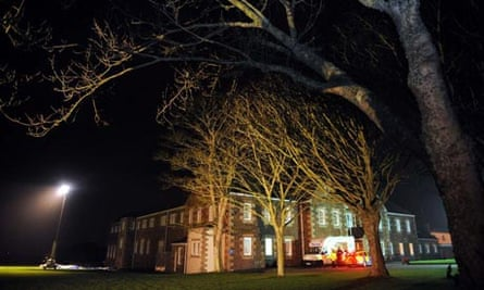 The Haut de la Garenne former children's home in Jersey