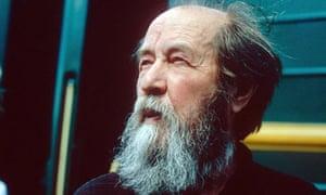 aleksandr solzhenitsyn russian dissident essay