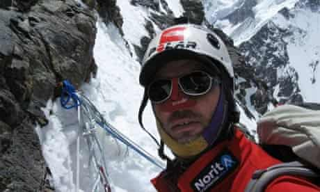 Wilco van Rooijen, the leader of an expedition that lost at least three members on K2