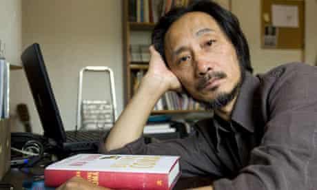 Ma Jian, novelist, writer of Beijing Coma