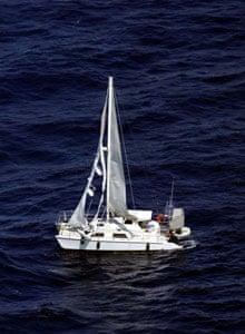 Catamaran Kaz II