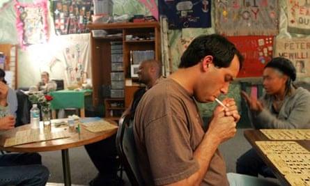 Levi smokes cannabis for medicinal purposes