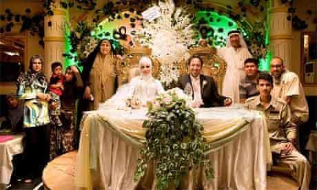Iraqi wedding in Damascus, Syria