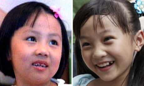 Yang Peiyi and Lin Miaoke