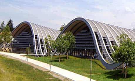 The Paul Klee Centre in Berne, Switzerland