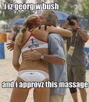 lol bush