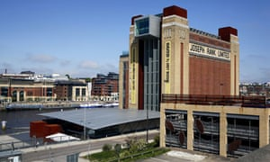 Gateshead's Baltic Centre for Contemporary Art