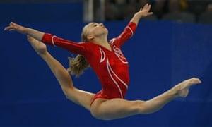 Nastia Liukin USA gymnast