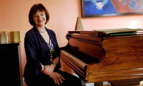 Novelist and pianist Eva Hoffman