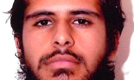 Aabid Khan has been sentenced to 12 years. Photograph: West Yorkshire police/PA