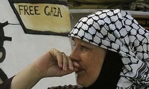 Free Gaza: British-born activist Yvonne Ridley