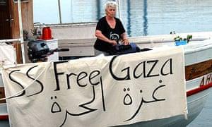 Free Gaza activist