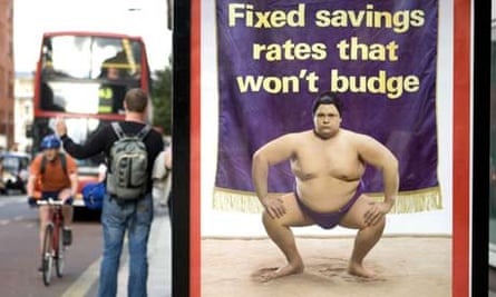 HSBC sumo advert