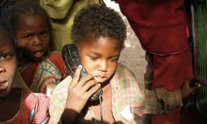 In Niger ravaged by famine TSF has set up communication services in 37 locations