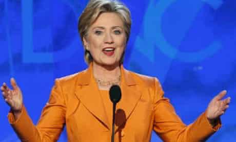 Hillary Clinton, speech, Democratic convention