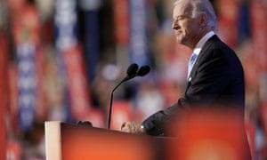 Joe Biden, democratic convention