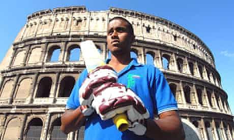 Cricket in Italy