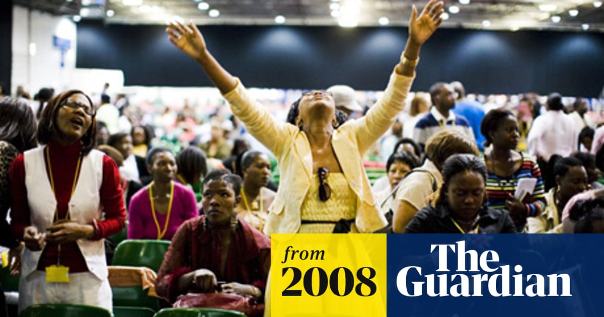 Religion: Pentecostalist gathering draws worshippers keen to get