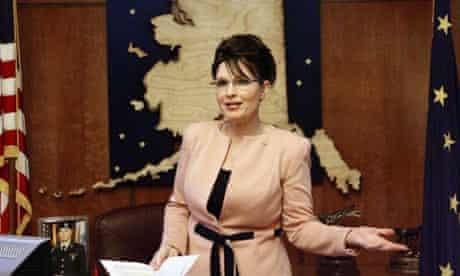 Sarah Palin, Alaska governor