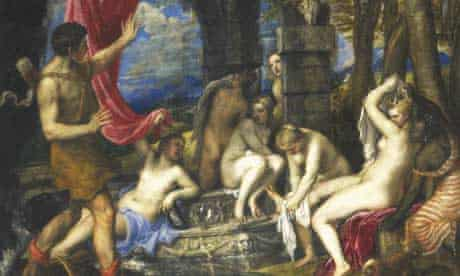 'Diana And Actaeon