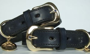 Hand-crafted dog collars for dogs