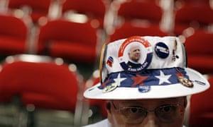 republican convention, hat