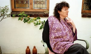Poet Carol Ann Duffy