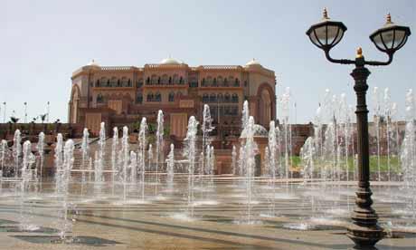 The Gulf's new bling kings - Abu Dhabi catches 'Dubai