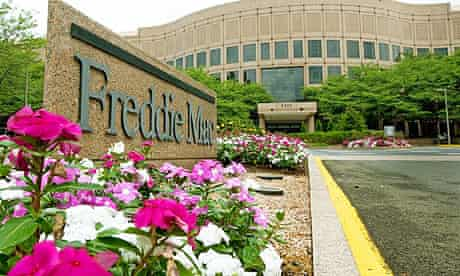 The Freddie Mac (Federal Home Loan Mortgage Corporation ) headquarters in McLean, Virginia