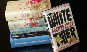 Books on the Booker prize shortlist