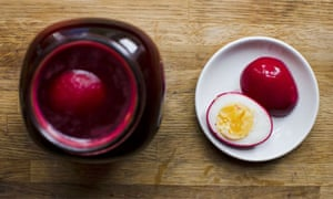 Beetroot eggs - G2 weekly recipe (use for this article only)