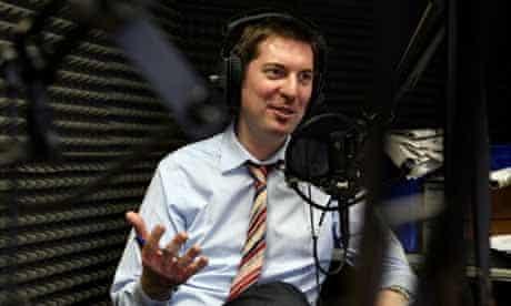 Matt Wells media talk podcast