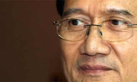 The current acting prime minister of Thailand, Somchai Wongsawat, has been nominated to take the top job by the kingdom's ruling party