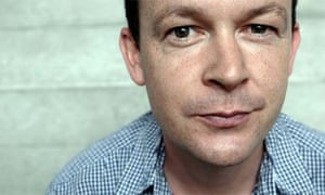 Enda Walsh, playwright, at the National Theatre
