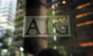 The American International Group (AIG) building
