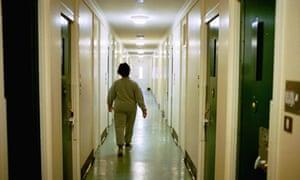 A British prisoner in jail