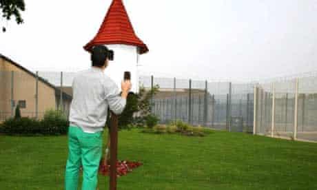 Birdbox at HMP Bullingdon