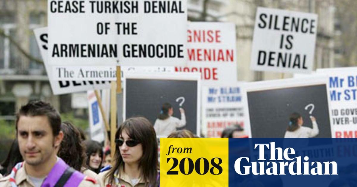 Turkey scared to admit Armenian genocide, says historian | World
