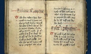 Pages from Forme of Cury
