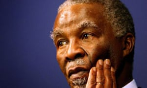 Mbeki Aids denial 'caused 300,000 deaths' | World news ...