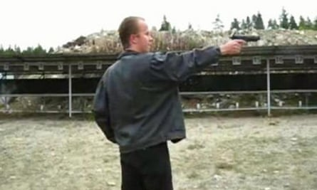 The suspect in the fatal shooting at a vocational school in Kauhajoki, Finland