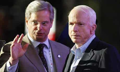 Rick Davis, John McCain