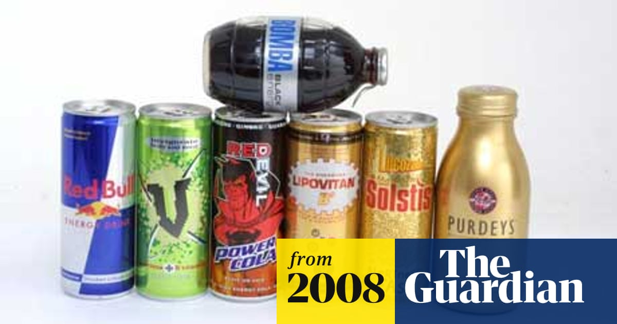 Doctors Call For Health Warnings On Energy Drinks Science The