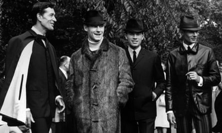 Hardy Amies 1964 for Hepworh