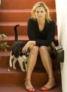 Filmmaker Marianna Palka in Los Angeles