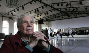 Merce Cunningham, choreographer