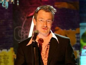 Robin Ince of School for Gifted Children fame
