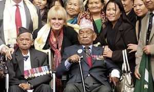 Gurkha ruling at the High Court