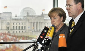 EU giant isolated as Merkel puts Germany first | World news