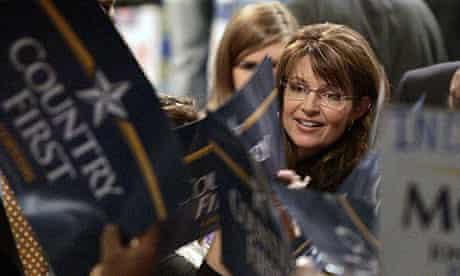 Sarah Palin in Johnstown
